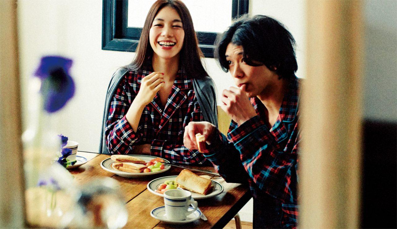 彼と過ごす週末に最適♪ 冬の休日ブランチに食べたいホットサンド | FRaU