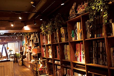 ステキな壁紙が揃うショップ2 「WALPA store TOKYO」