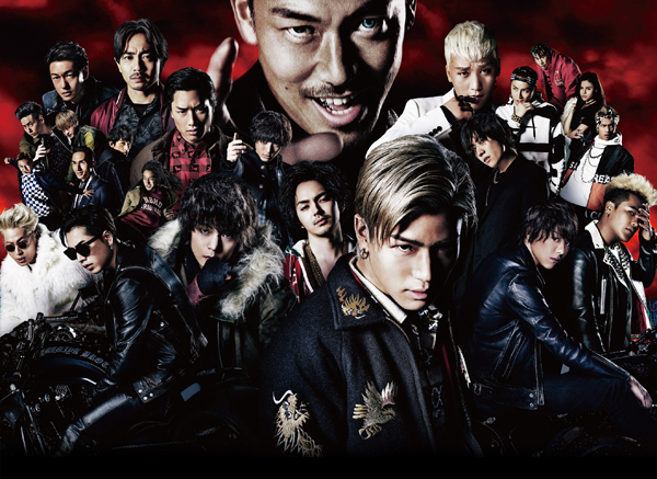 "『HiGH&LOW THE MOVIE』の""蹴り技王子"" EXILE TAKAHIROが密かに狙っていること [with]"