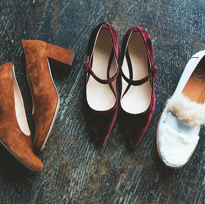 5.靴のおしゃれで大地の気を取り入れて
