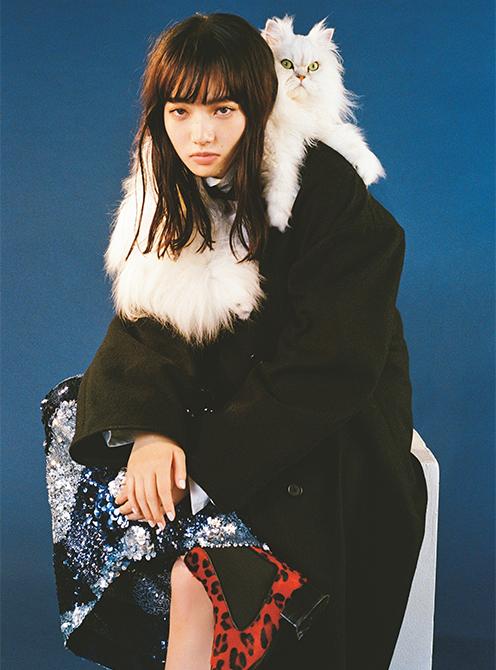小松菜奈 髪型