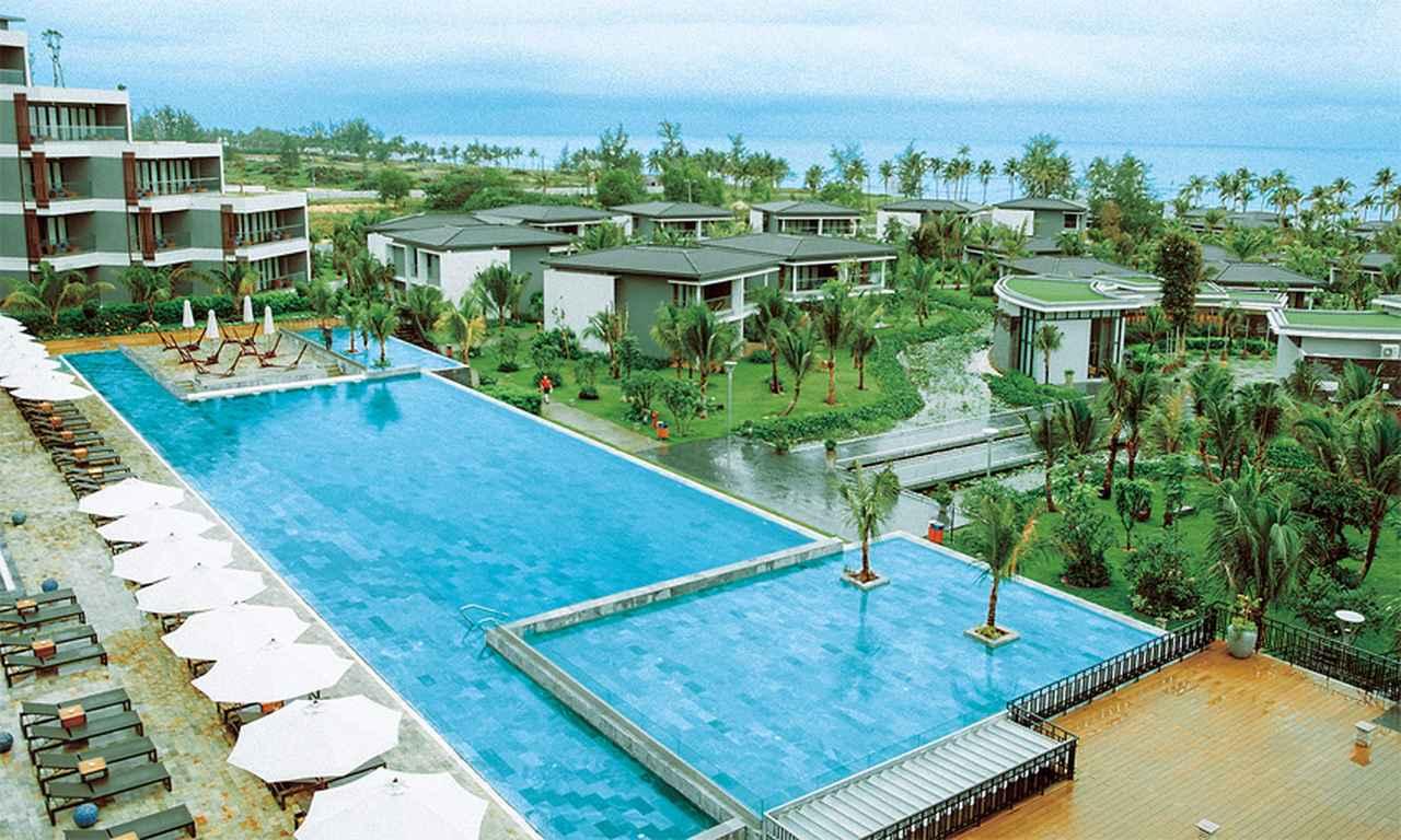 いま1番注目のベトナムリゾートは、フーコック島! [FRaU]