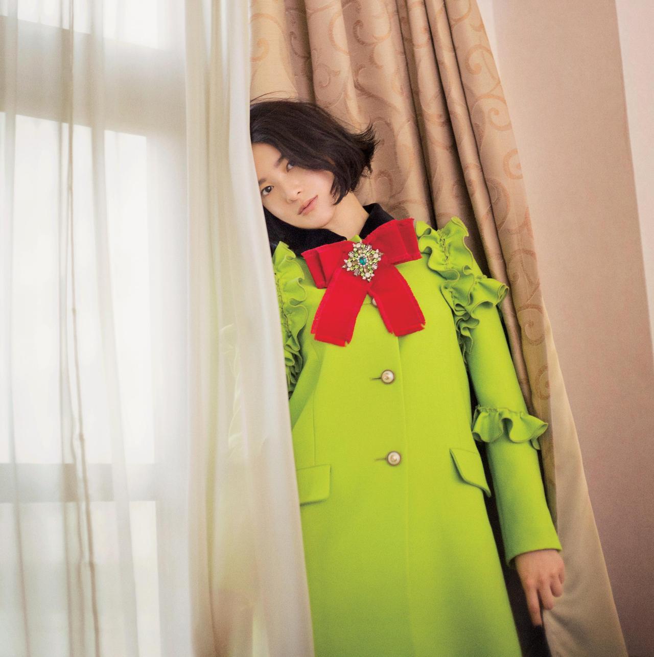 タラレバ娘 吉高由里子が30歳直前の2年間の休みに考えたこと [FRaU]