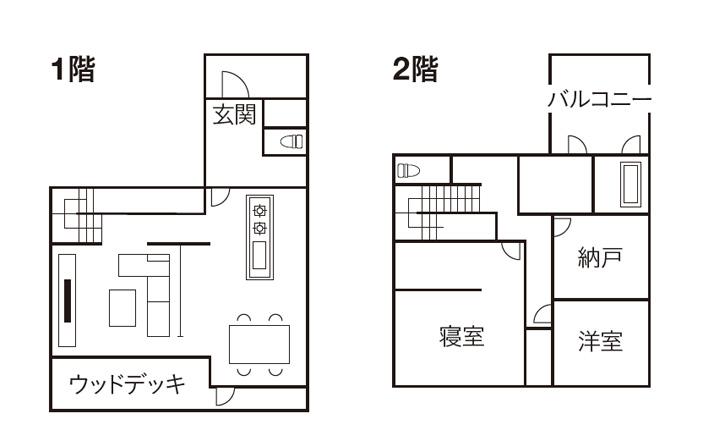 幕田さんの「広く見せる」4カ条