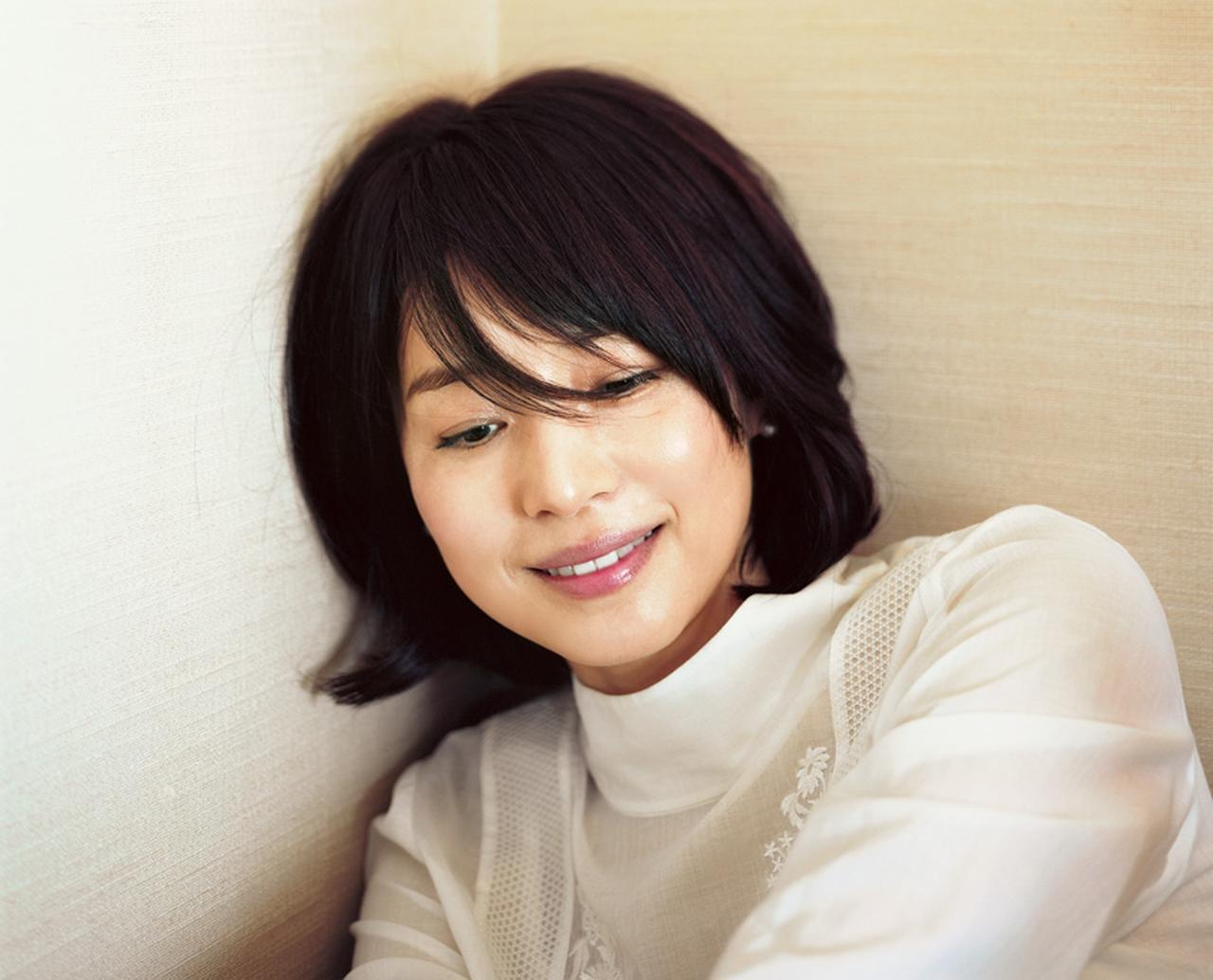 石田ゆり子さんが大切にしている「暮らしと言葉」  [FRaU]