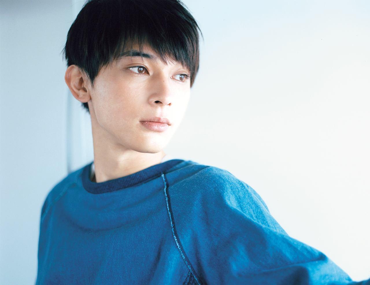 今夏公開!映画『銀魂』で沖田総悟役を演じる、吉沢亮の素顔    [FRaU]