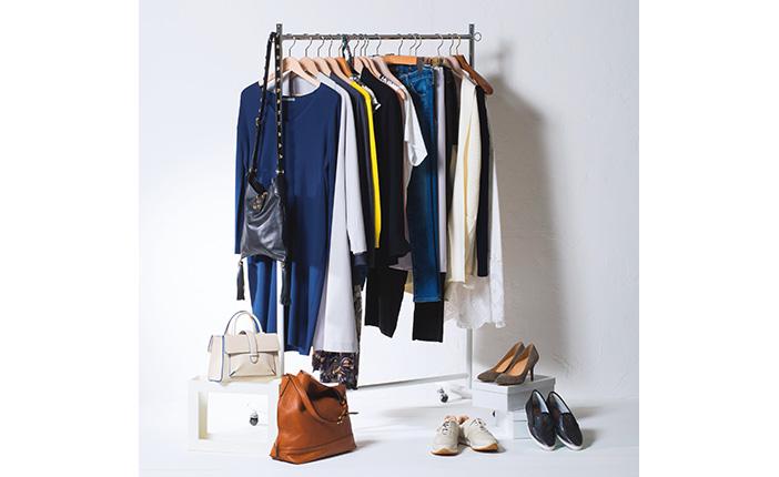 衣替えいらずのクローゼットのつくり方。簡単なルールで衣服がスッキリ片づく! [おとなスタイル]