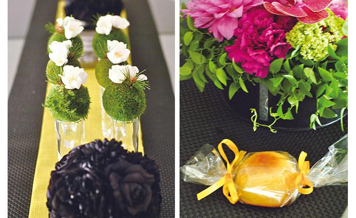 花で飾るおもてなしのテーブルセッティング。ポイントはコレ! [おとなスタイル]