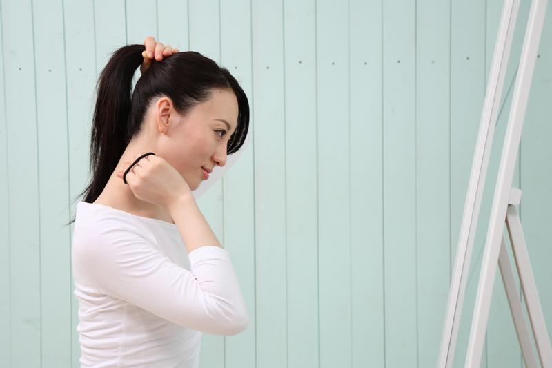 【ワーママの髪悩み】カラー直後に集中トリートメントはNG?ひとつ結びがこなれるコツは?