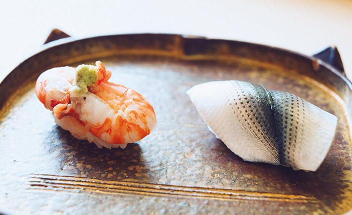 下町、ひとり寿司、粋に楽しむおとな時間 [おとなスタイル]