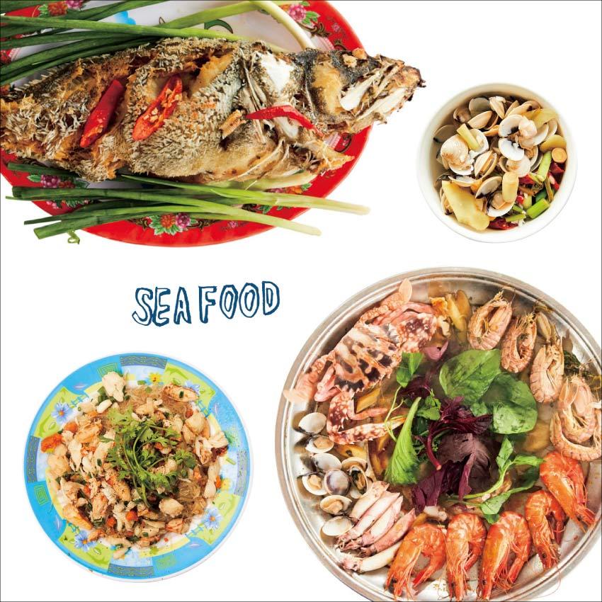 定番おつまみから高級魚の姿揚げまで!ベトナムの絶品魚料理 [FRaU]
