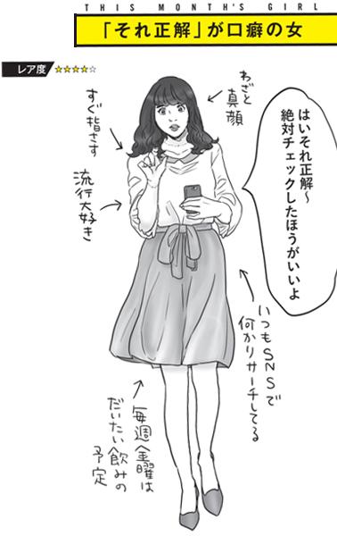 横澤夏子が伝授! ちょいウザ女「それ正解」が口癖の女の対処法って? [with]