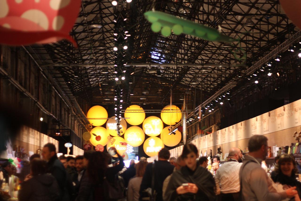 イタリア全土のおいしいものが フィレンツェに大集結する