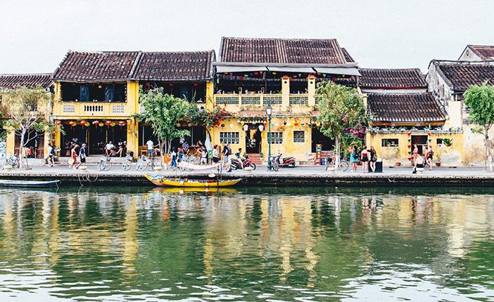 アジア可愛い世界遺産の町、ベトナムの中部ホイアンで楽しむ10のコト。 [おとなスタイル]