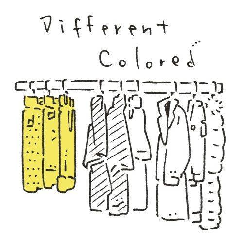 ★5分で革命が起きる!? 服を「丈別」「色別」に並べ替えよう!