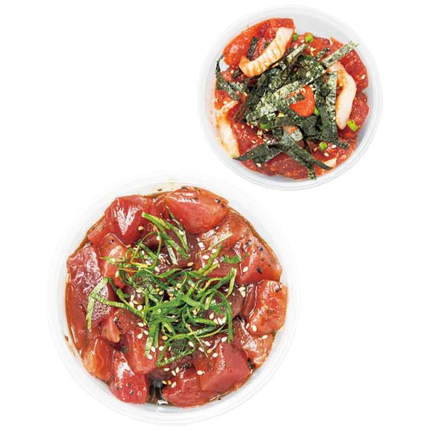 日本人が親しみやすいシンプルな醬油ベースが基本
