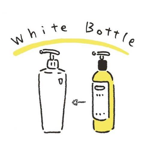 ★洗剤やシャンプーを白い容器に総入れ替え