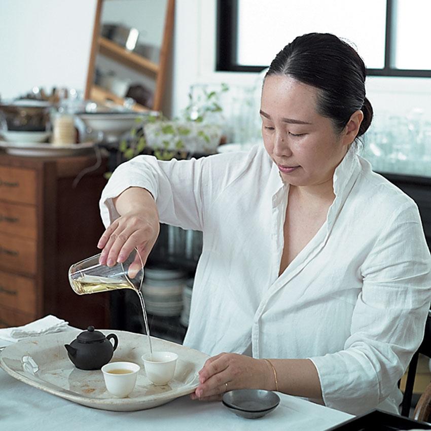 作りたてが大切、料理研究家・内田真美さんのおもてなし術 [FRaU]