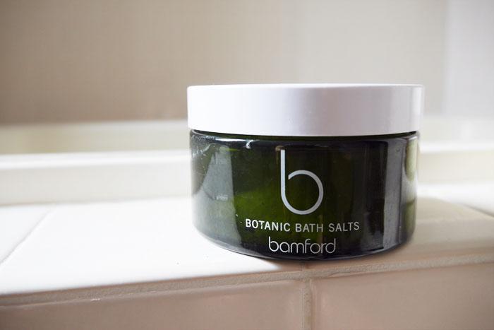 お風呂の時間が楽しくなるバンフォードのボタニックバスソルト