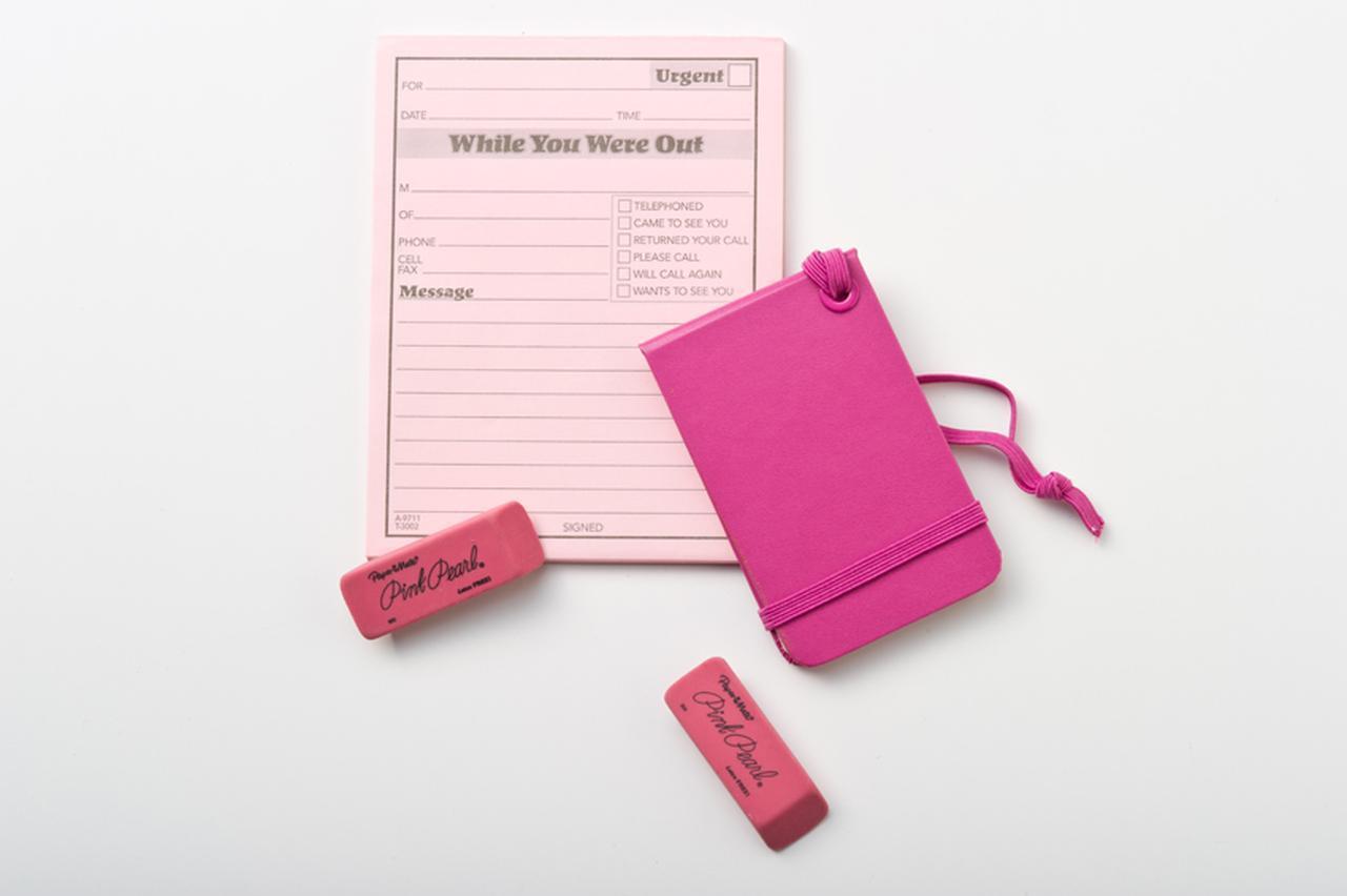 ピンクであることですでに正義! 後輩女子へのお土産に最適