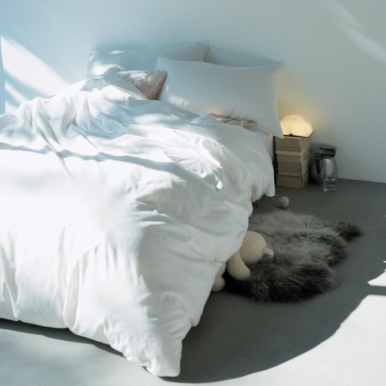 寝心地がスイート級な帝国ホテルのベッドリネン