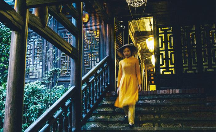 町も食もアートのようなベトナムの古都フエの楽しみ方 [おとなスタイル]