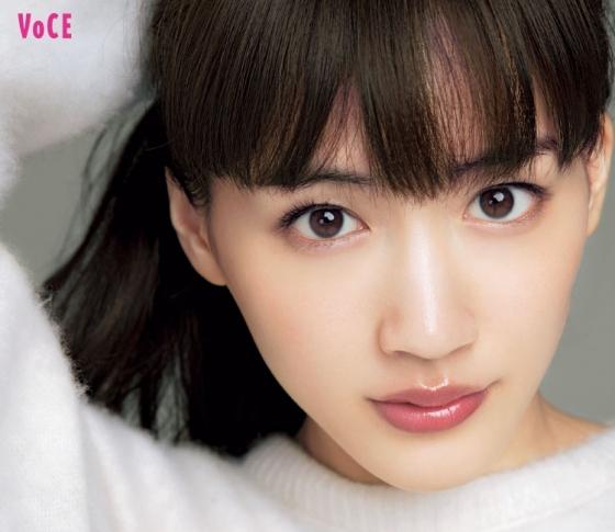 綾瀬はるか・美の秘密を直撃インタビュー!「目指すはエロカッコいい(笑)」 [VOCE]