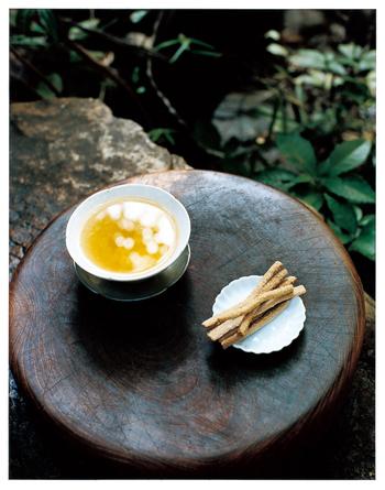 野村友里さん特製!冬に作りたい簡単お茶菓子。 [mi-mollet]