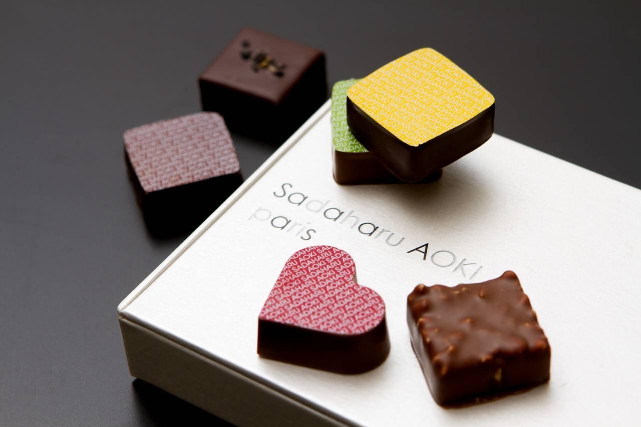 柚子や黒ゴマ!贅沢な味わいのショコラで彼の心をキャッチ♥