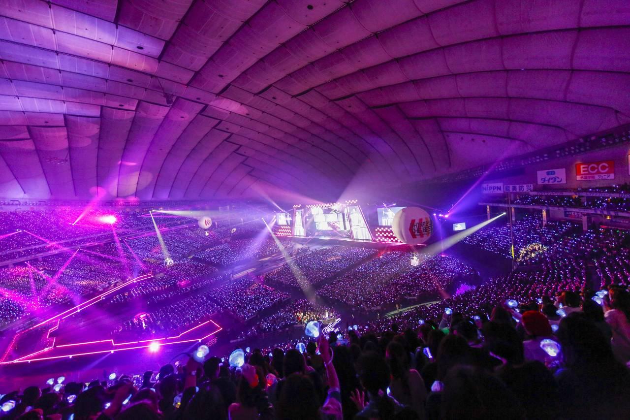 SHINeeがツアー最終公演@東京ドーム。感動のファイナルをレポート! [with]