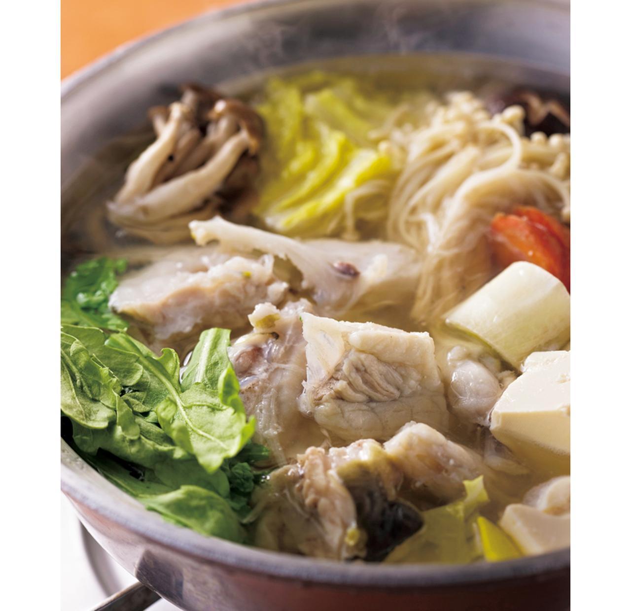 九州の贅沢鍋「博多 一刻堂」のカジュアルふぐ鍋♪  [FRaU]