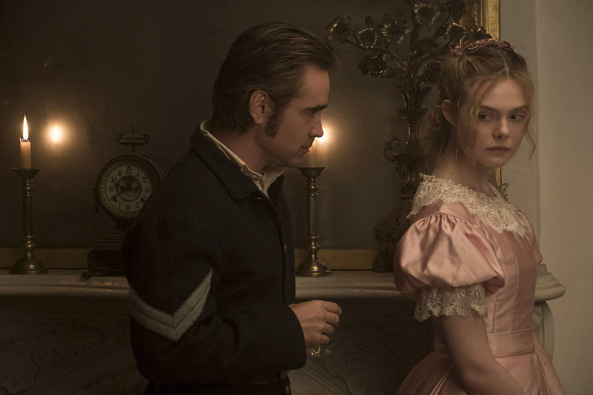 『The Beguiled/ビガイルド 欲望のめざめ』女の園に迷い込んだイケメンの運命は? [with]