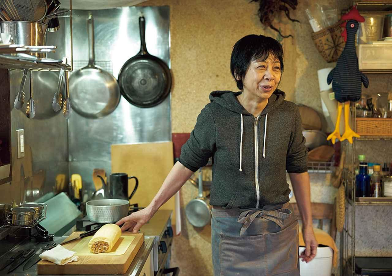 料理人・竹花いち子さんが貫く、ライブ感を大事にする料理 [FRaU]