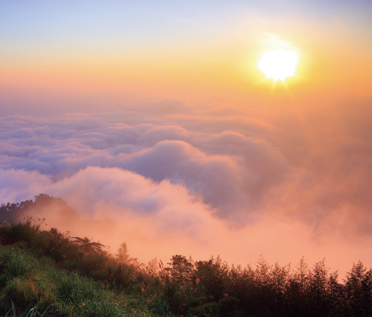 【台北からのプチトリップ】雲海と天空の鏡が見れる絶景スポットへ [FRaU]