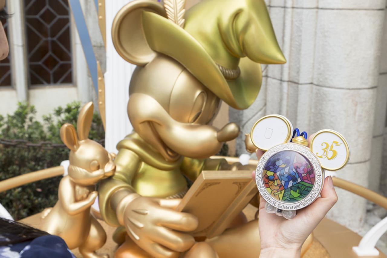 東京ディズニーリゾート35周年。注目の記念グッズは? [FRaU]