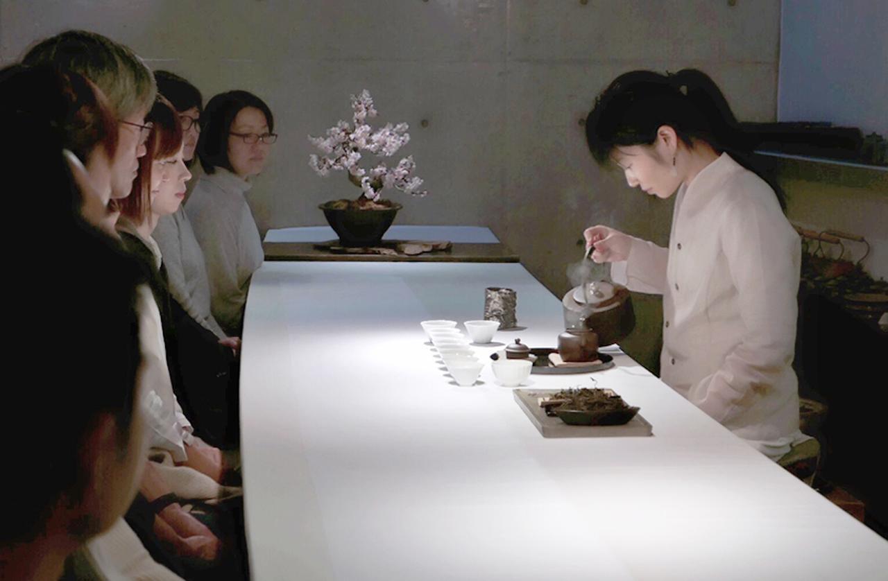 「通うほどにその世界に惹かれる」peruの台湾茶道教室 [FRaU]