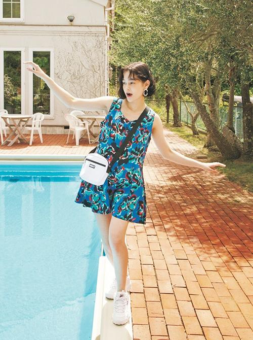 """この夏注目!一枚で""""可愛い""""を叶えるワンピース&ロンパース[ViVi]"""