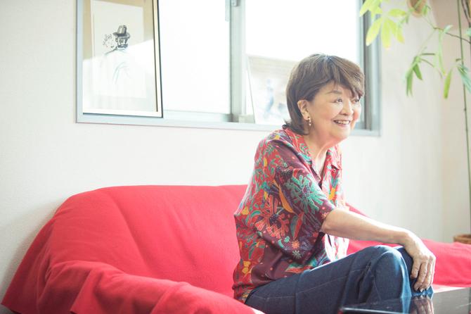 内館牧子「来年70歳。これから挑戦したいこと、やっておけばよかったこと」 [mi-mollet]