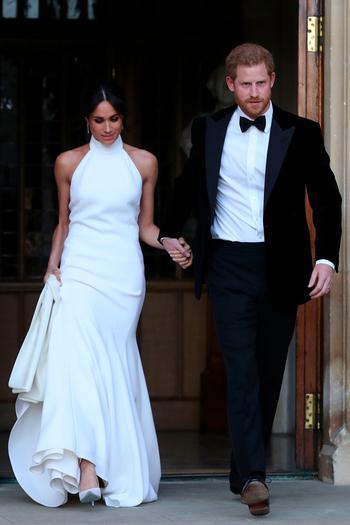 新婚メーガン&ハリー王子、ハネムーンはカナダ!? [mi-mollet]