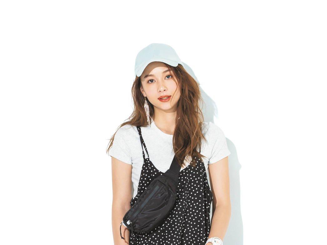 【夏の野外フェス】いつもの休日服を、可愛いままでフェス仕様に!  [with]
