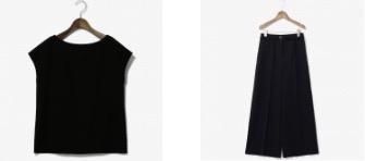 【ファッションQ&A】保護者会にも着られるゆったり&きちんと感のある服は?  [mi-mollet]