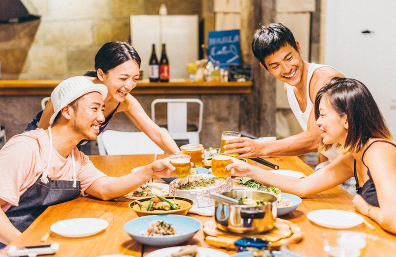 #幸也飯 in 新島 海の幸レシピで夏を満喫 [FRaU]