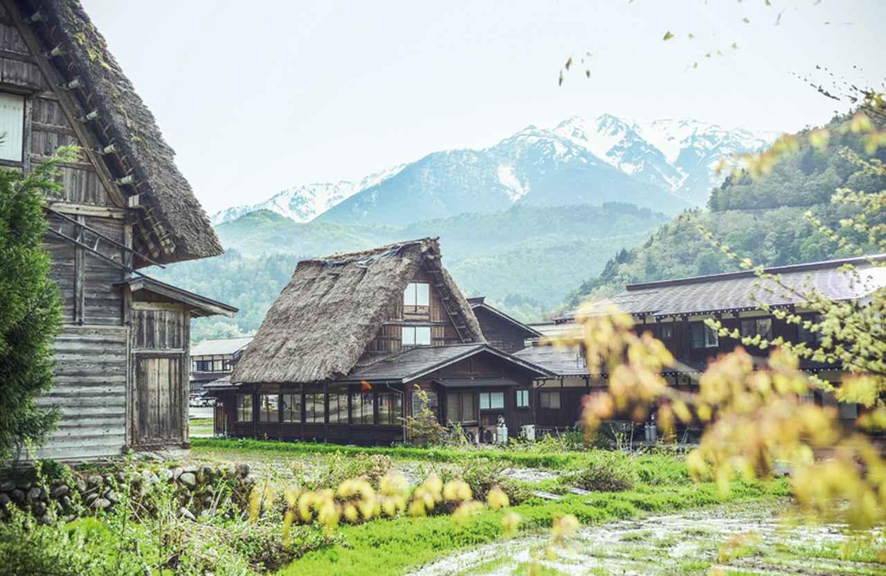 岐阜・飛驒で昔の暮らしに触れるタイムトリップ旅 [FRaU]