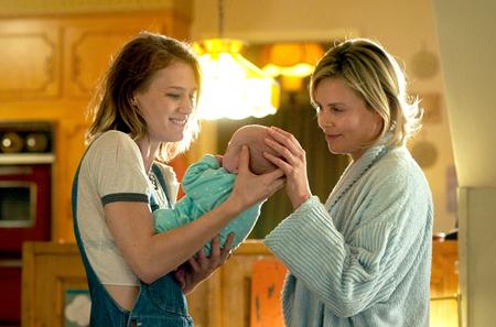 リアル過ぎる産後の描写が満載!映画『タリーと私の秘密の時間』 [mi-mollet]