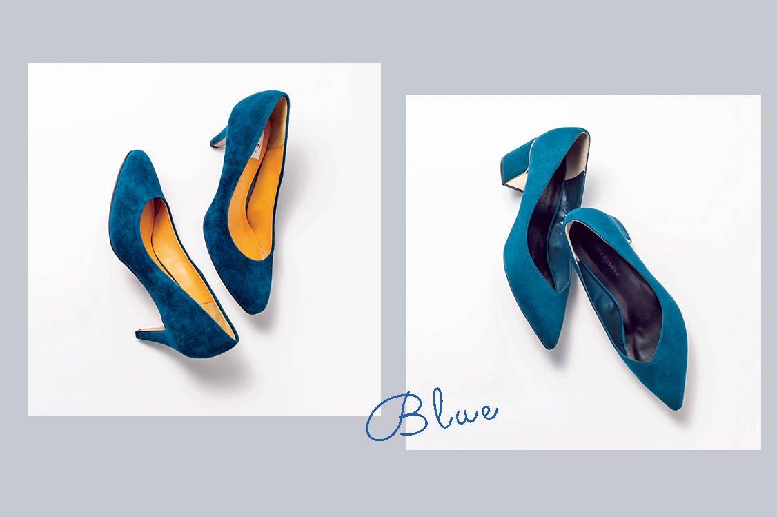 【Blue】気品溢れるブルー