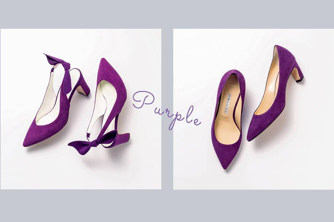【Purple】履くだけで、女度を上げてくれるパープル