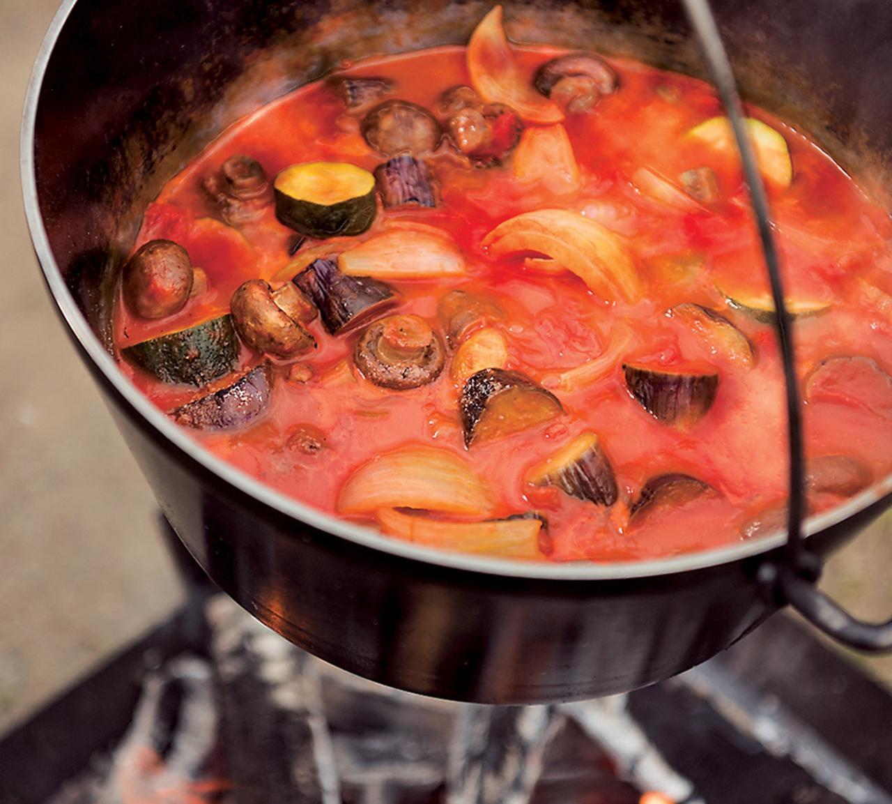 ダッチオーブン簡単レシピ2