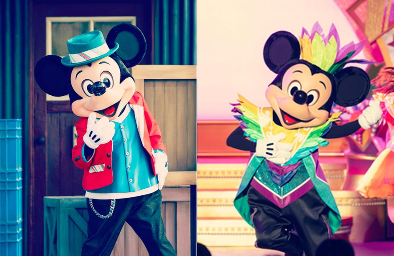 どっちを観る?東京ディズニーリゾートの2つの新ショー「レッツ・パーティグラ!」&「ハロー、ニューヨーク!」 [FRaU]