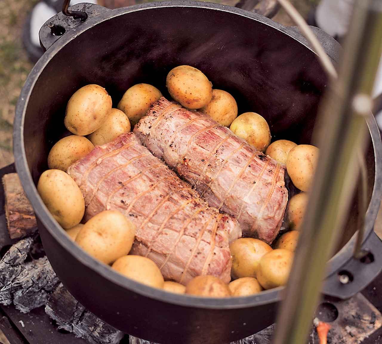 ダッチオーブン簡単レシピ1