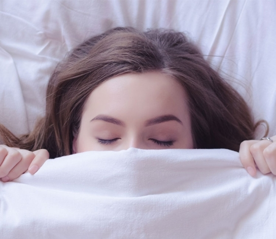 生活習慣を改善して、「眠れない」悩みを解消 [VOCE]